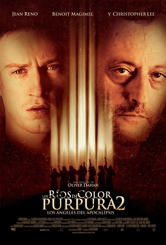 2019 год - Багровые реки 2: Ангелы апокалипсиса (Les rivières pourpres II - Les anges de l'apocalypse, 2004) - МИР Кино - foboxs.com